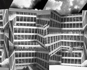 Cevdet Erek, ''Avluda / In the Courtyard''