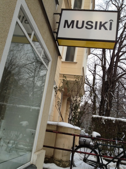 "Show: ""Musıkî Müzik"" at Gelbe Musik-Berlin, part of MaerzMusik, until 27.04.2013"