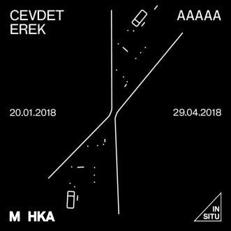 Cevdet Erek, AAAAA at M HKA, Antwerp.