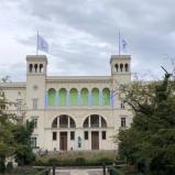 Cevdet Erek, Bergama Stereo, Hamburger Bahnhof, 2019